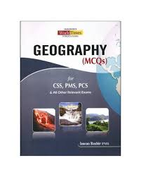Jahangir World Times Geography (MCQs) For CSS, PMS, PCS By Imran Bashir (PMS)