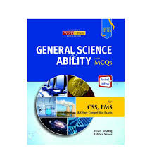 JWT General Science and Ability with MCQs By Mian Shafiq & Rabia Saher