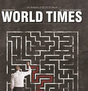 JWT World Times Magazine AUGUST 2020 English