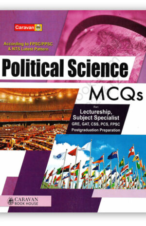 POLITICAL SCIENCE MCQs For Lectureship & Subject Specialist – CARAVAN BOOK